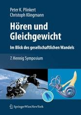 Hören und Gleichgewicht - 7. Hennig Symposium
