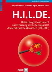 H.I.L.DE. - Heidelberger Instrument zur Erfassung der Lebensqualität demenzkranker Menschen (H.I.L.DE.)