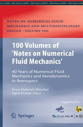 100 Volumes of 'Notes on Numerical Fluid Mechanics' - 40 Years of Numerical Fluid Mechanics and Aerodynamics in Retrospect