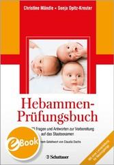 Hebammen-Prüfungsbuch - �ber 500 Fragen und Antworten zur Vorbereitung auf das Staatsexamen