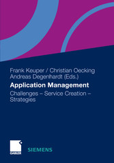 Application Management - Challenges - Service Creation - Strategies