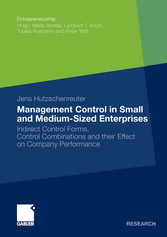 Management Control in Small and Medium-Sized Enterprises - Indirect Control Forms, Control Combinations and their Effect on Company Performance