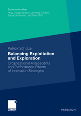 Balancing Exploitation and Exploration - Organizational Antecedents and Performance Effects of Innovation Strategies