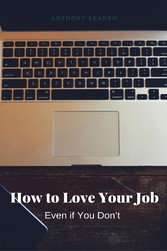How to Love Your Job - Even if You Don't