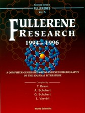 FULLERENE RESEARCH 1994-1996, A COMPUTER-GENERATED CROSS-INDEXED BIBILIOGRAPHY OF JOURNAL LITERATURE